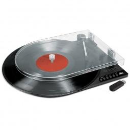фото Проигрыватель USB виниловый и MP3-конвертер ION Audio Quick Play Flash