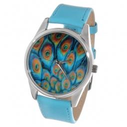 фото Часы наручные Mitya Veselkov «Павлиньи перья» Color