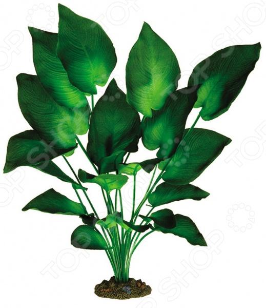 Искусственное растение DEZZIE 5610230 деззи dezzie грунт аквариумный аквамарблс стекло 200г