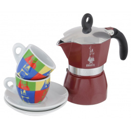 фото Набор для кофе Bialetti SET Dama POP ART 5330