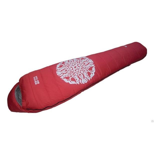 фото Спальный мешок NOVA TOUR «Арктика». В ассортименте. Цвет: красный