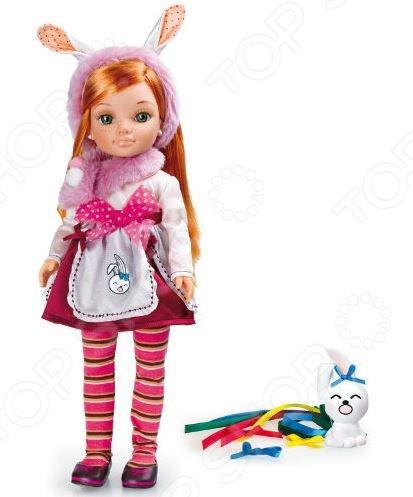 Кукла с аксессуарами Famosa «Нэнси и веселая радуга» famosa нэнси чемпионка