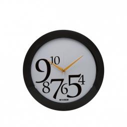 фото Часы настенные Mitya Veselkov «Цифры слева»