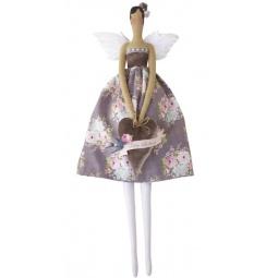 фото Набор для шитья куклы Tilda Винтажный ангел