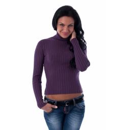 фото Свитер Mondigo 9035. Цвет: баклажановый. Размер одежды: 44