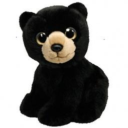 фото Мягкая игрушка TY Медведь MIDNIGHT. Высота: 26 см