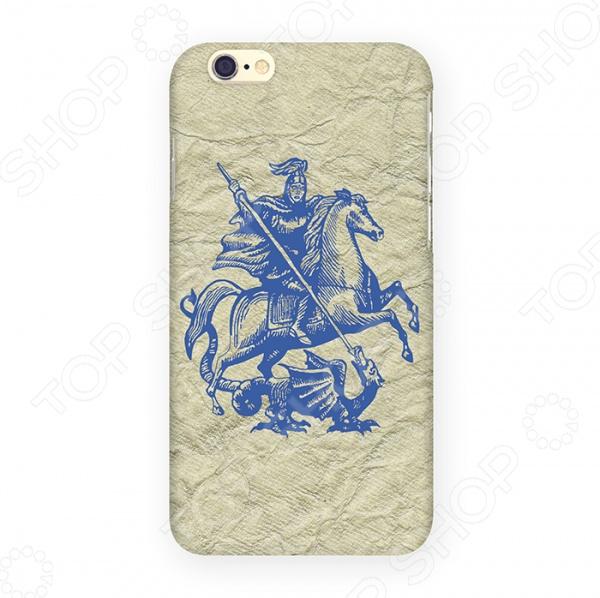 Чехол для iPhone 6 Mitya Veselkov «Георгий Победоносец»