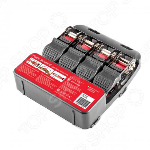 Стяжка для груза Autoprofi STR-700 тросы и ленты для авто autoprofi стяжка для груза autoprofi bun 08