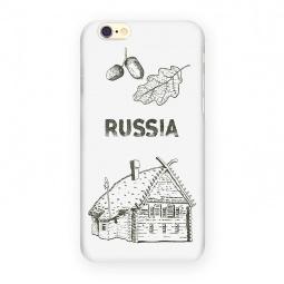 фото Чехол для iPhone 6 Mitya Veselkov «Русская изба»