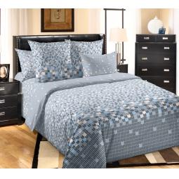 фото Комплект постельного белья Королевское Искушение «Мозаика». 2-спальный. Размер простыни: 220х195 см