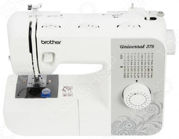 Швейная машина Brother UNIVERSAL 37S александр снегирёв строчка в октябре