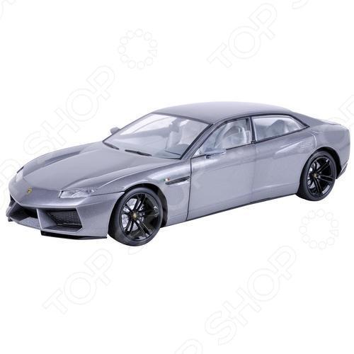 Модель автомобиля 1:18 Motormax Lamborghini Estoque модель автомобиля 1 18 motormax audi tt coupe