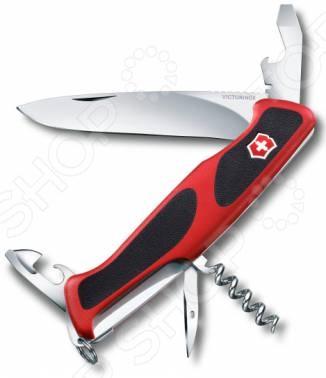 Нож перочинный Victorinox RangerGrip 61 0.9553.MC нож перочинный victorinox swisschamp 1 6795 lb1 красный блистер
