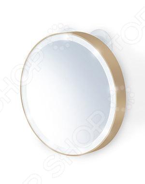 Зеркало косметологическое Gezatone LM100 отлично подойдет для нанесения макияжа и проведения косметических процедур по уходу за кожей лица. Модель компактна и удобна в использовании. Зеркало дает десятикратный увеличительный эффект, снабжено системой вакуумного крепления и функцией подсветки для обеспечения дополнительного комфорта. Изделие крепится к любой зеркальной поверхности или к стеклу.