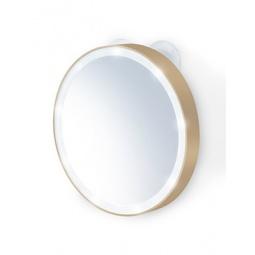 фото Зеркало косметологическое Gezatone LM100. Цвет: золотистый
