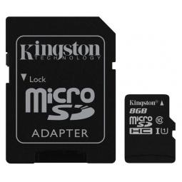 фото Карта памяти Kingston SDC10G2/8GB