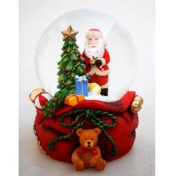 фото Декорация-шар Star Trading «Санта»
