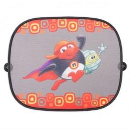 Купить Шторки солнцезащитные на боковые стекла Autoprofi SM/WIN-012