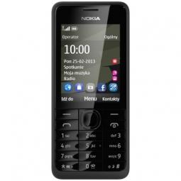 фото Мобильный телефон Nokia 301. Цвет: черный