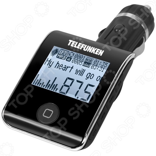 FM-трансмиттер Telefunken TF-FMT19BT