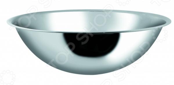 Миска Miolla сферическаяМиски<br>Очень сложно подобрать посуду для пикников и походов. Эти предметы должны быть очень прочными, не разбиваться или ломаться. Такой вещью является миска Miolla сферическая, от российского бренда посуды. Она обладает всеми необходимыми качествами для путешествия:  не подвержена деформации;  компактные габариты;  вместительные объемы;  легко моется;  небольшой вес. Компания Miolla продолжает удивлять своих клиентов новыми изделиями. Она выпускает элегантные линии посуды и кухонных аксессуаров, предназначенных для приготовления вкусной и здоровой пищи для всей семьи. Миска Miolla отличается оригинальным и сферическим дизайном. Она изготовлена из качественной нержавеющей стали, которая имеет привлекательный цвет и зеркальный блеск. Металл не выделяет вредных компонентов, позволяя использовать миску для подачи горячих блюд.<br>