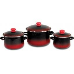 Купить Набор посуды Стальэмаль 1с405