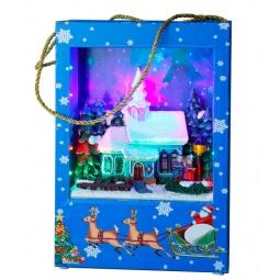 фото Декорация рождественская Star Trading Подарочный пакет