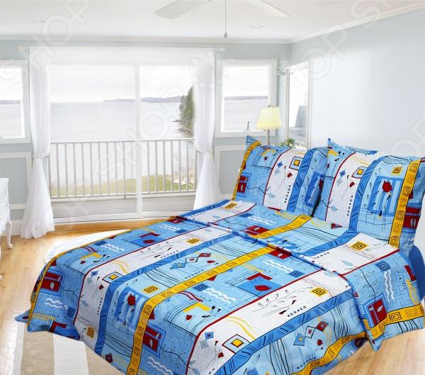 Комплект постельного белья Олеся «Стамбул» turvan 3 стамбул