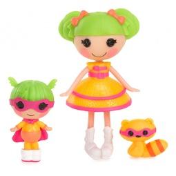 фото Набор кукол Lalaloopsy «Сестренка и мини супергерой»