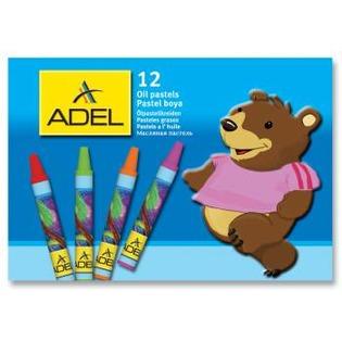 Купить Мелки для рисования ADEL 228 0831 000