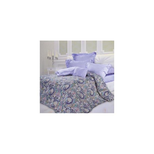 фото Комплект постельного белья Унисон Марьям. 2-спальный. Размер наволочки: 70х70 см — 2 шт. Цвет: сиреневый