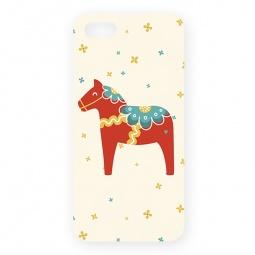 фото Чехол для iPhone 5 Mitya Veselkov «Скандинавская лошадка»