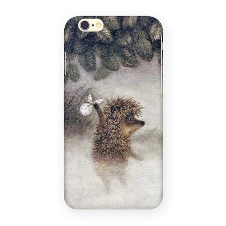 Купить Чехол для iPhone 6 Mitya Veselkov «Ежик в молочном тумане»
