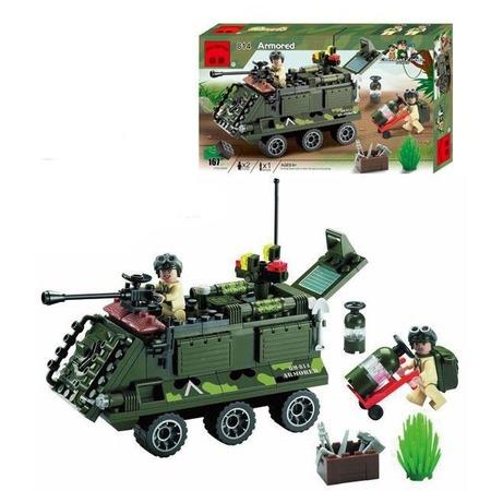 Купить Конструктор игровой Brick Armored