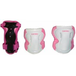 Купить Защита роликовая Larsen Pink (P8P)