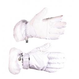 Купить Перчатки горнолыжные GLANCE Lady (2012-13). Цвет: белый