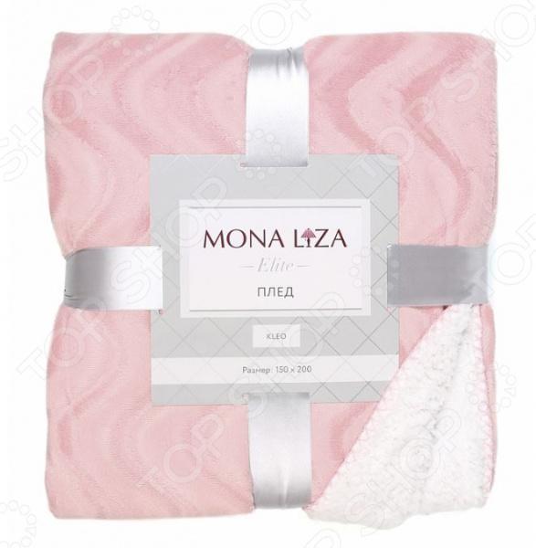 Плед Mona Liza KleoПледы<br>Что может быть лучше, чем холодным осенним вечером укутаться в теплый плед и наслаждаться чтением книги или просмотром любимого фильма Уют и домашний комфорт создаются именно из таких, казалось бы обыденных, на первый взгляд, мелочей. Плед Mona Liza Kleo это сочетание прекрасного качества и стильного оригинального дизайна. Он невероятно теплый, легкий и приятный на ощупь, согреет вас зимой и подарит мягкое прикосновение летом. Кроме того, плед также можно использовать и в качестве покрывала. Он, без сомнения, внесет яркий акцент в интерьер вашей комнаты и добавит ей уюта и гармонии. Плед изготовлен из искусственного меха. Он представляет собой синтетическую ткань нового поколения и используется в пошиве домашней одежды, покрывал и полотенец. Искусственный мех изготовлен на основе полиэфирных волокон, напоминает по своей текстуре велюр и отличается особой мягкостью, нежностью и шелковистостью. Также среди особенностей этой ткани можно отметить:  Прочность ткань устойчива к истиранию, не садится, не растягивается и не теряет своих качеств даже после стирки.  Воздухопроницаемость изделия из искусственного меха позволяют телу дышать.  Несклонность к образованию катышков. Ткани и готовые изделия производятся на современном импортном оборудовании и отвечают европейским стандартам качества. Стирать плед рекомендуется в деликатном режиме без использования агрессивных моющих средств.<br>