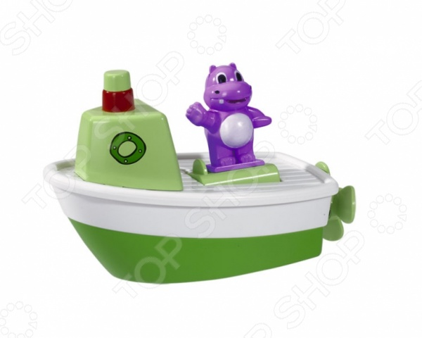 Игрушка для ванны Simba «Лодочка с животными». В ассортименте