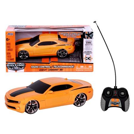 Купить Автомобиль на радиоуправлении 1:24 Jada Toys Chevy Camaro SS 2010