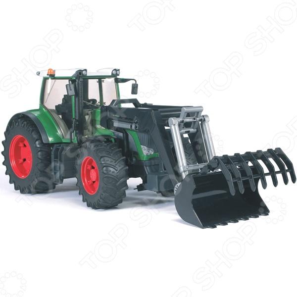 Трактор игрушечный Bruder Fendt 936 Vario трактор игрушечный bruder fendt favorit 926 vario