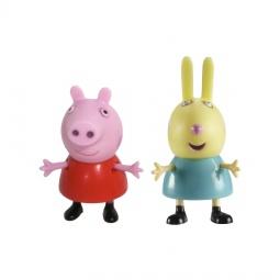 фото Набор из двух мини-фигурок Росмэн «Пеппа и Ребекка»