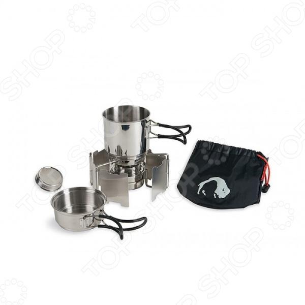 Набор посуды походный Tatonka Alcohol Burner Set