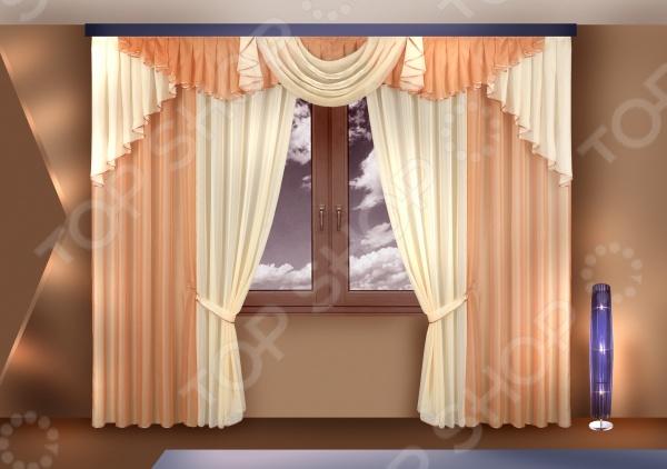 Комплект штор Злата Корунка Б120