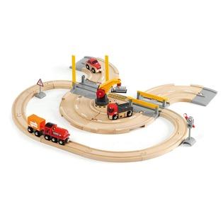 Купить Железная дорога Brio «Переезд»