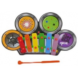 фото Игрушка музыкальная для ребенка Shantou Gepai «Ксилофон» 8808
