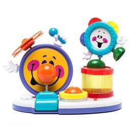 фото Барабанная установка игрушечная Shantou Gepai 383. В ассортименте