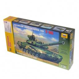 фото Сборная модель Звезда российский основной боевой танк Т-90