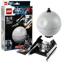 фото Конструктор LEGO Перехватчик TIE и Звезда Смерти