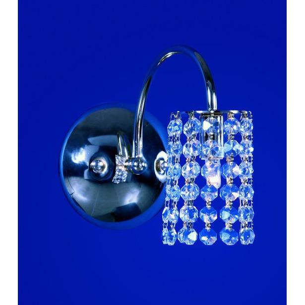 фото Бра Wunderlicht Cristal Stars. Количество лампочек: 1