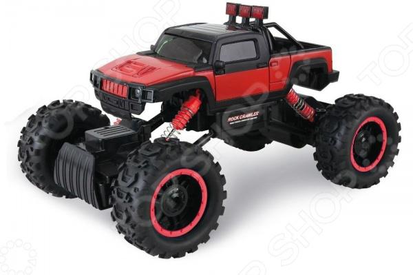 Машина на радиоуправлении Rock Crawler 1717001